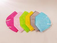 Wolkenweis Mund- und Nasenschutz - FFP2 Maske