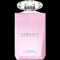 Versace Bright Crystal Perfumed Bath & Shower Gel