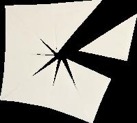 Artdeco Latexecken (8er Pack)