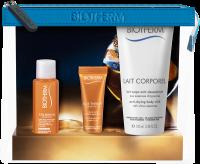 Biotherm Blue Therapy Set = Cream-In-Oil PNM + Biosource Total Renew Oil + Lait Corporel Lait Corps Anti-Desséchant
