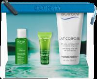 Biotherm Skin Oxygen Set = Cooling Gel + Oxygenating Lotion + Lait Corporel Lait Corps Anti-Desséchant