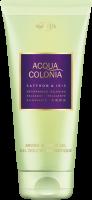 No.4711 Acqua Colonia Saffron & Iris Shower Gel
