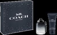 Coach For Men Set = E.d.T. Nat. Spray 60 ml + Shower Gel 150 ml