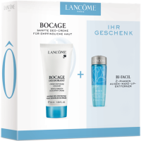 Lancôme Bocage Coffret = Bocage Deodorant Crème 50ml + Bi-Facil Yeux 30ml