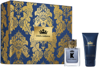 Dolce & Gabbana K by Dolce&Gabbana Coffret = E.d.T. Nat. Spray 50ml + After Shave Balm 50ml