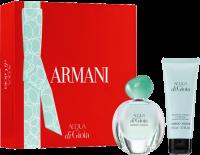 Giorgio Armani Acqua di Gioia Set = E.d.P. Nat. Spray 30 ml + Lait pour le Corps 75 ml