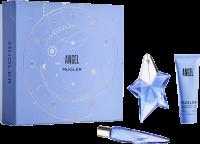 Mugler Angel Set = E.d.P. Spray  25 ml + E.d.P. Spray 10 ml + Body Lotion 50 ml