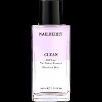 Nailberry Nail Polish Remover acetone free