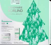 Annemarie Börlind LL Regeneration Set = Vitalisierende Tagescreme 50 ml + Sanfte Reinigungsmilch 50 ml