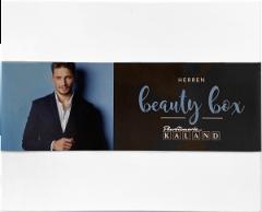 Kaland Exclusiv Beauty Box - Herren Ed. 4