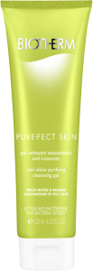 Biotherm Pure.Fect Skin Gel Nettoyant