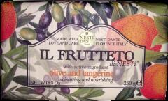 Nesti Dante Firenze Il Frutteto di Nesti Soap Olive and Tangerine