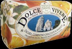 Nesti Dante Firenze Dolce Vivere Capri Fine Natural Soap