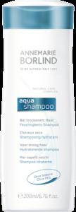 Annemarie Börlind Seide Natural Hair Care Aqua Shampoo