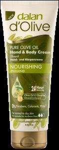Dalan d'Olive Hand & Body Creme