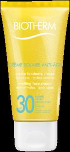 Biotherm Sun Crème Solaire Anti-Âge SPF 30