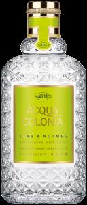 No.4711 Acqua Colonia Lime & Nutmeg E.d.C. Nat. Splash & Spray