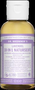 Dr. Bronner's Lavendel 18-in-1 Naturseife