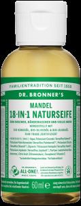 Dr. Bronner's Mandel 18-in-1 Naturseife