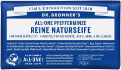 Dr. Bronner's All-One Pfefferminze Reine Naturseife