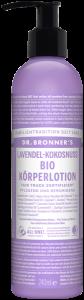 Dr. Bronner's Lavendel-Kokosnuss Bio Körperlotion