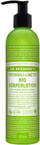 Dr. Bronner's Patchouli-Limette Bio Körperlotion