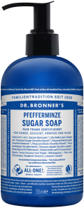 Dr. Bronner's Pfefferminze Sugar Soap