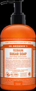 Dr. Bronner's Teebaum Sugar Soap