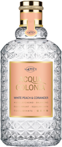 No.4711 Acqua Colonia White Peach & Coriander E.d.C. Splash & Spray