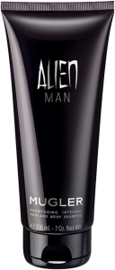 Mugler Alien Man Hair & Body Shampoo