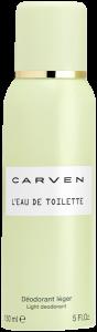 Carven L'Eau de Toilette Déodorant Léger