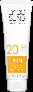 Dado Sens Sun Sonnenfluid SPF 20