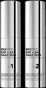 Bioeffect EGF + 2A Daily Duo