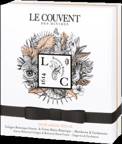 Le Couvent Aqua Solis Set = Cologne Botanique Intense 50 ml + Crème Mains 30 ml