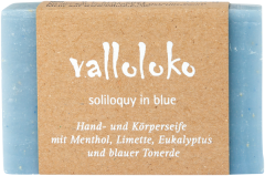 Valloloko Soliloquy In Blue