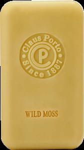 Claus Porto Leao Verde Wild Moss Wax Sealed Soap Bar