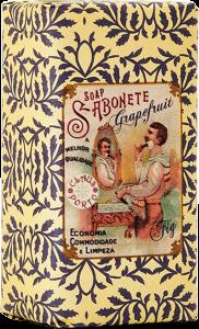 Claus Porto Barbear Grapefruit Fig Mini Soap