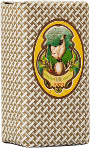 Claus Porto Chicken Lemongrass Mini Soap