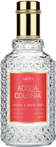 No.4711 Acqua Colonia Lychee & White Mint E.d.C. Nat. Spray