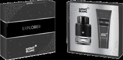 Montblanc Explorer Set = E.d.P. Nat. Spray 60 ml + Shower Gel 100 ml