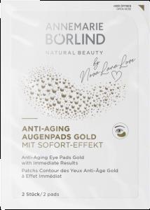 Annemarie Börlind Anti-Aging Augenpads Gold