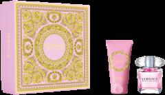 Versace Bright Crystal Set = E.d.T. Nat. Spray 30 ml + Pefumed Body Lotion 50 ml