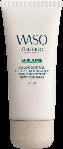 Shiseido Waso Shikulime Color Control Oil-Free Moisturizer