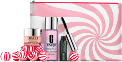 Clinique All About Eyes Value Set = All About Eyes 15 ml + Take The Day Off Makeup Remover for Lids,Lashes,Lips 50 ml + High Impact Mascara (Black) 3,5 ml
