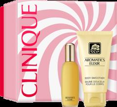 Clinique Aromatics Elixir Duet = Perfume Spray 25 ml + Body Smoother 75 ml