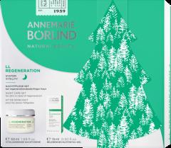 Annemarie Börlind LL Regeneration Set = Vitalisierende Nachtcreme 50 ml + Belebendes Blütentau Gel 15 ml