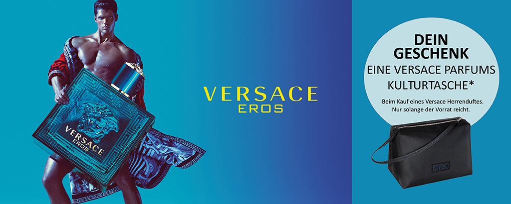 Versace - Herrenduft Geschenkaktion