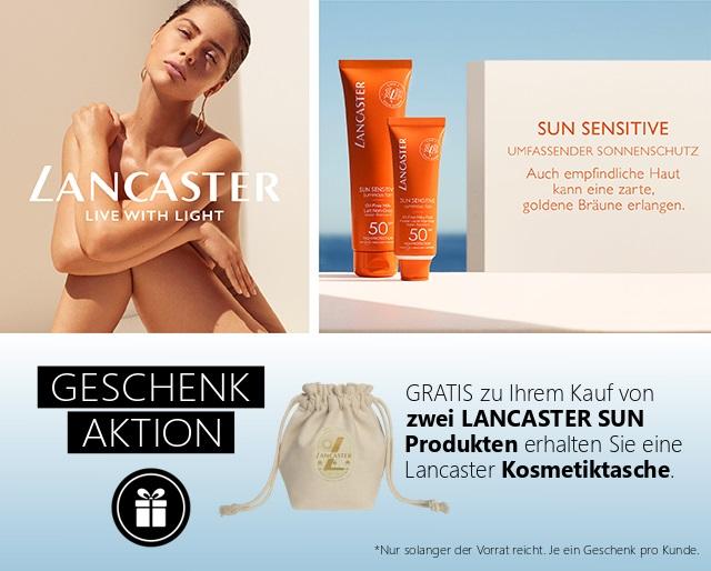 Lancaster Sun - Geschenkaktion