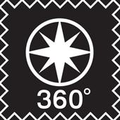 360 Segeltuchtaschen