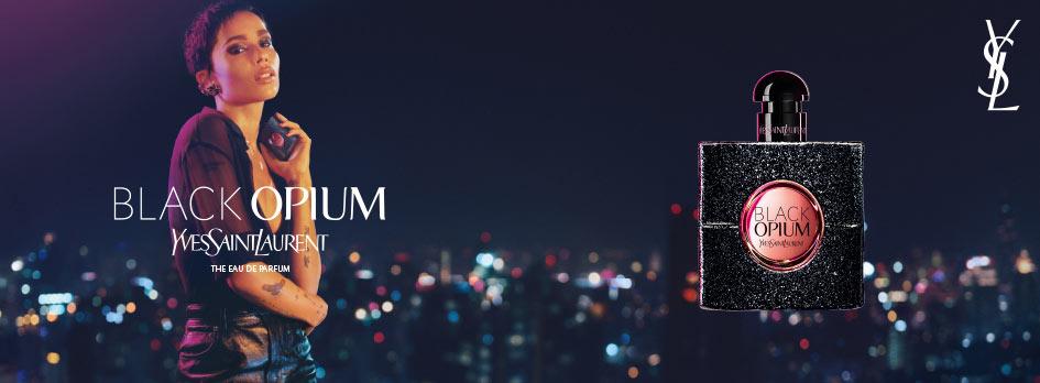 YVES SAINT LAURENT Black Opium Eau de Parfum- jetzt entdecken